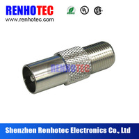 RF Coaxial Connector F Type Female to Pal Male Adapter