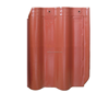 building materials roofing tile - half round clay interlocking roofing tile