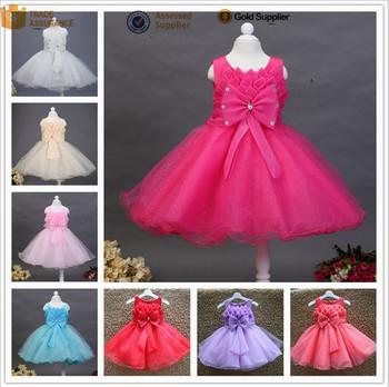 Wonderland Children Clothes Kids Birthday Party Dress Handmade