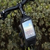 Bicycle Frame Front Mobile Phone Tube Bag Bike Phone Case for Smart Phones