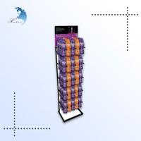 metal magazine rack/display rack/metal display stand