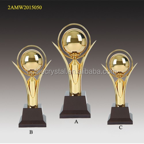 New Design Metal Sports Trophy