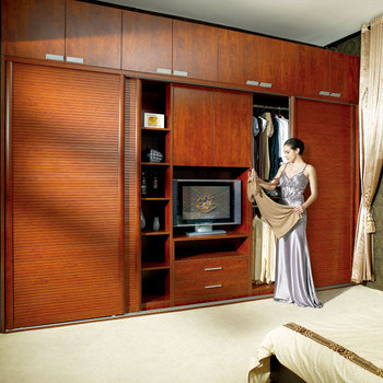Oppein Sliding Door Wardrobe Withtop Cabinets Opy08 Wc