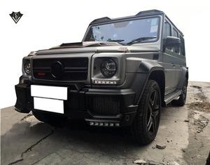 Wholesale mercede bens front bumper rear bumper barbus g class body kit  china