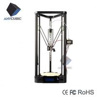 Anycubic Kossel Pro Anycubic Kossel High precision 3d printer machine closed house