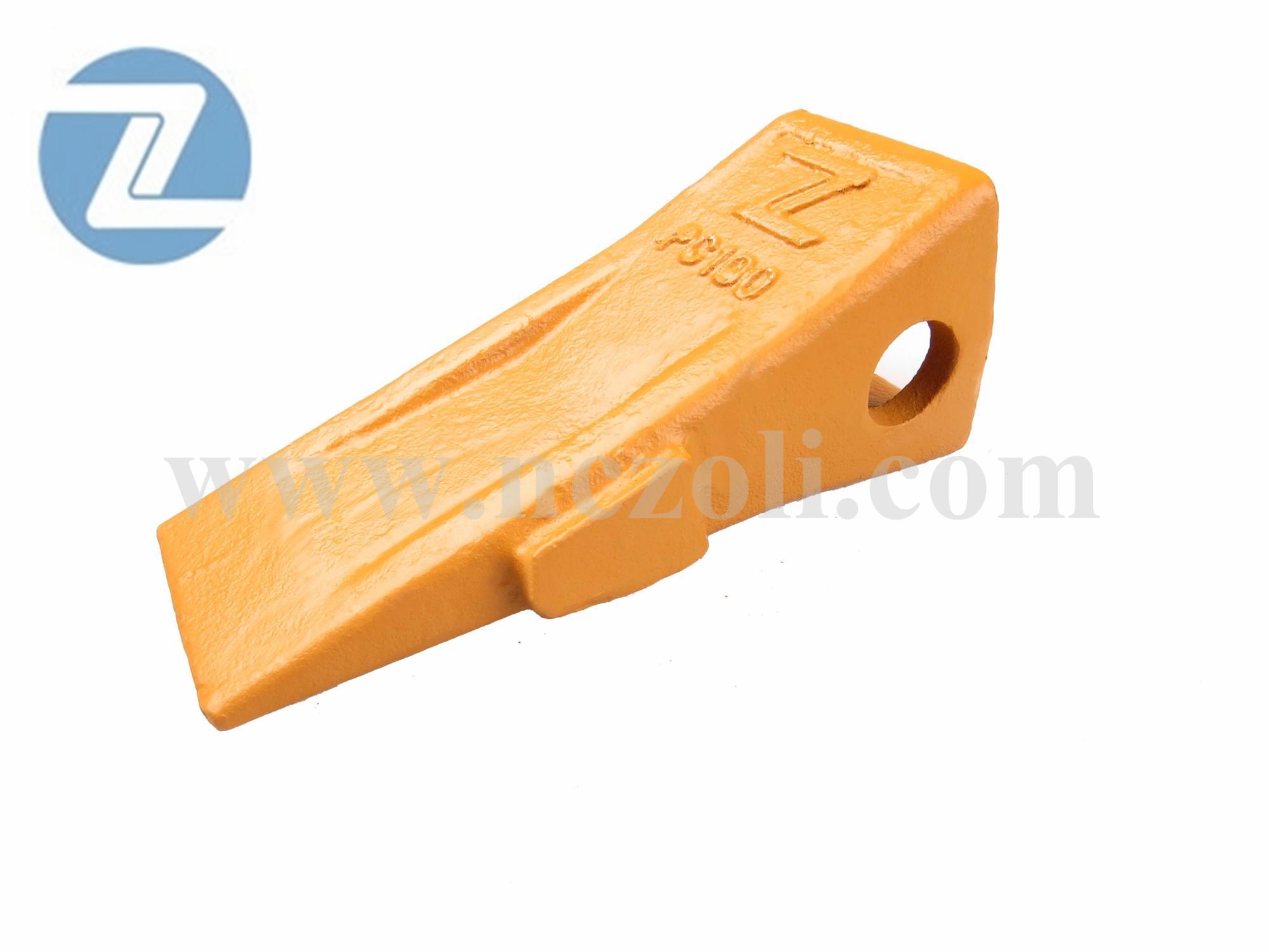 ZOLI 53103205 Dentes de Caçamba para Escavadeira JCB