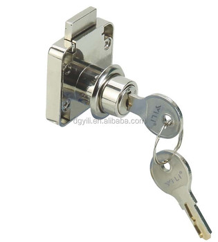 Zinc Alloy Evergood Drawer Locks Desk Lock fice