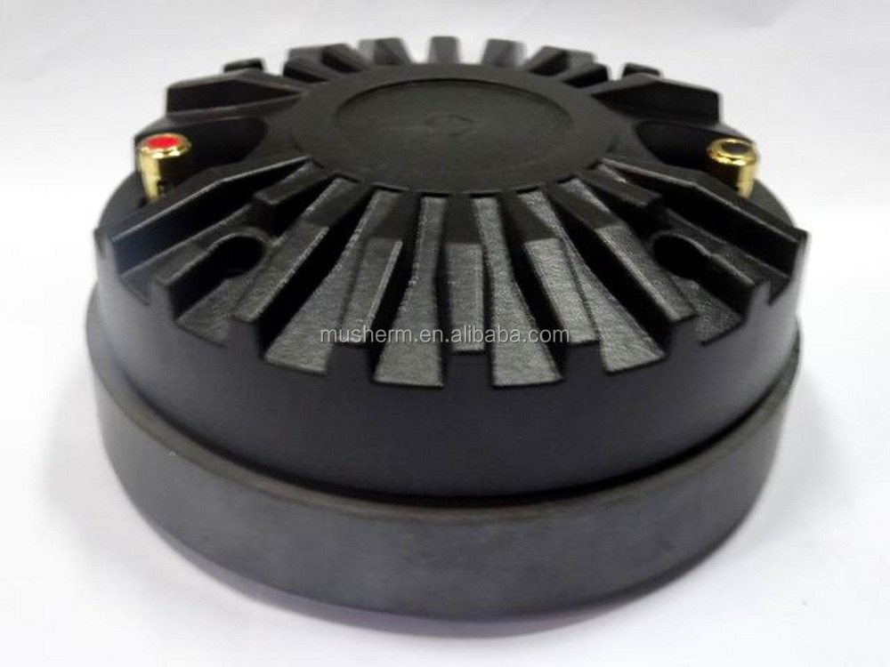 High quality compression neodymium driver tweeter 51.2 mm with titanium diaphragm