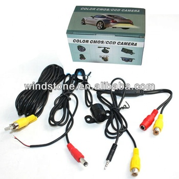 Waterproof Wide Angle Rearview Car Parktronic Camera