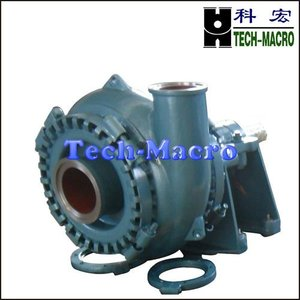 Mining water centrifugal pump for gold dredging