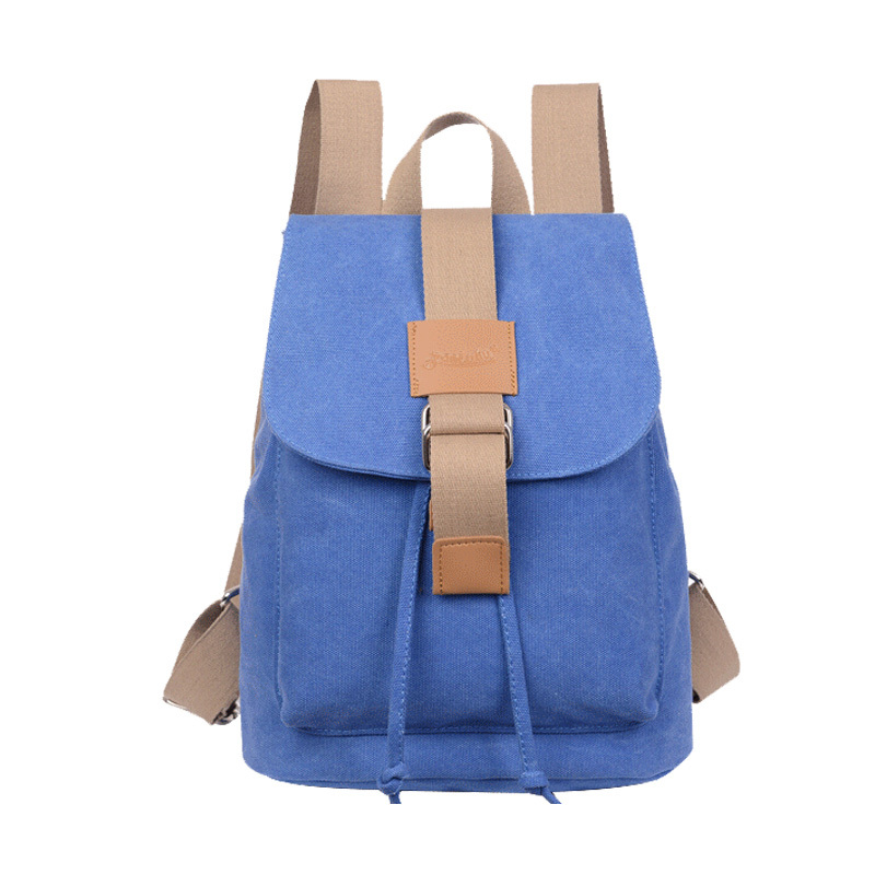 2015 Fashion Design Canvas School Bags For Teenagers girls boys Casual Female Travel Backpacks High Quality Women Shoulders Bags