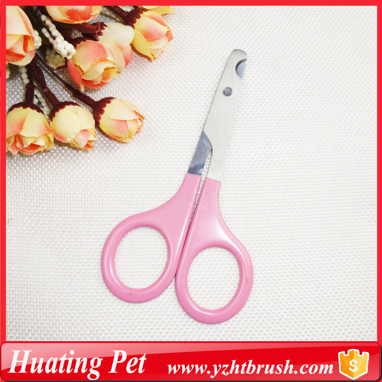Daily care toenail products stainless steel dog nail clippers for pet