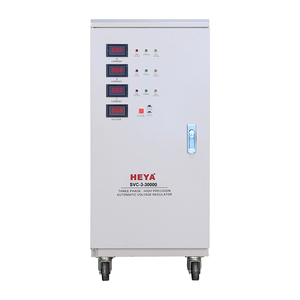 TNS SVC 3 Phase 30KVA LED Display Industry Automatic Voltage Regulator Stabilizer AVR