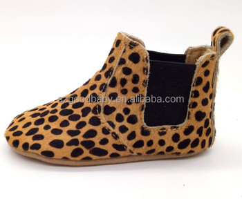 tout neuf fedd7 351b9 En Gros Ponyhair Léopard Semelle Souple Chaussons Pour Bébé Fille Garçon  Bébé Chaussures De Marche - Buy Bottes De Marche Bébé,Chaussons ...