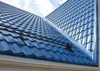 galvanized sheet metal roofing and siding
