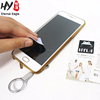 Eco friendly mini gel adhesive mobile phone screen sticky cleaner