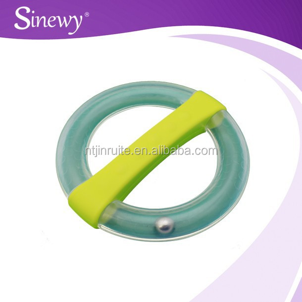 Newly designed gym rolling ring equipment/hand grip
