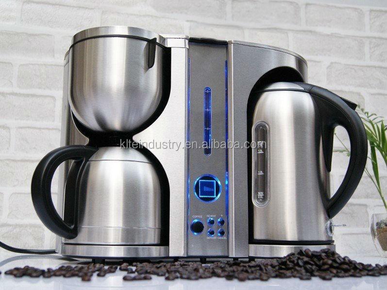 kaffeemaschine und wasserkocher in einem ger t inspirierendes design f r wohnm bel. Black Bedroom Furniture Sets. Home Design Ideas