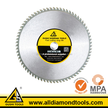 TCT Circular Saw Blade for Cutting Aluminum
