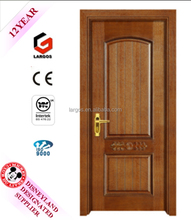 China supplier manufacture top quality foreign market wood fire door