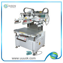High precision screen printer for plywood