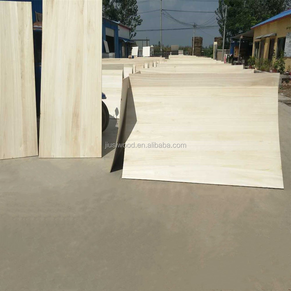 Wholesale professional carbonized solid wood the popular price sale paulownia/pine edge glued board/panels/timber for wholesales