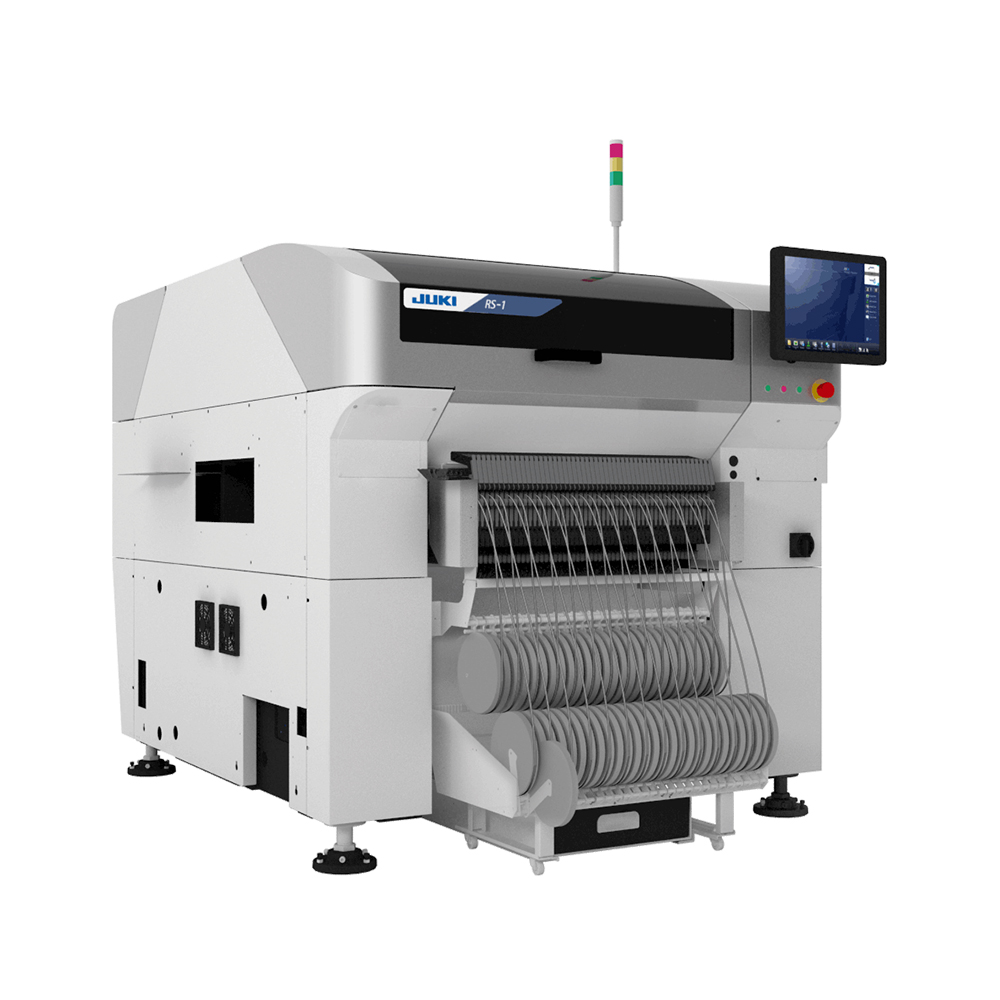 JUKI RS-1 Chip Mounter Chip Shooter, Pick and Place Machine