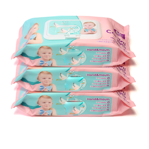 Daily Used Items Cool Plain Baby Wet Wipes