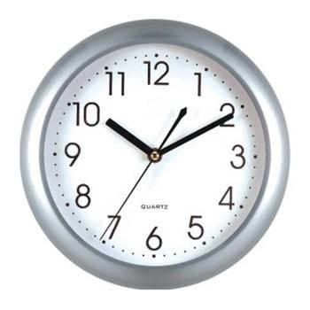 Quality Quartz Og Silent Sweep Small Size Metal Wall Clock