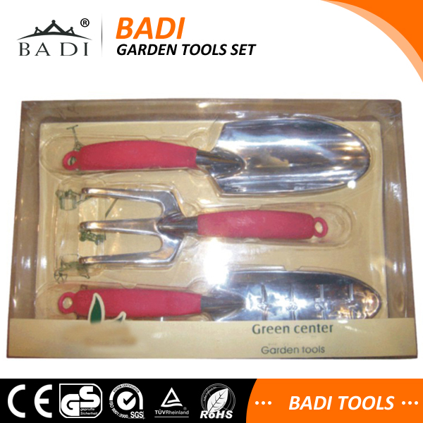 Hot sale garden hand tool set for children gifts