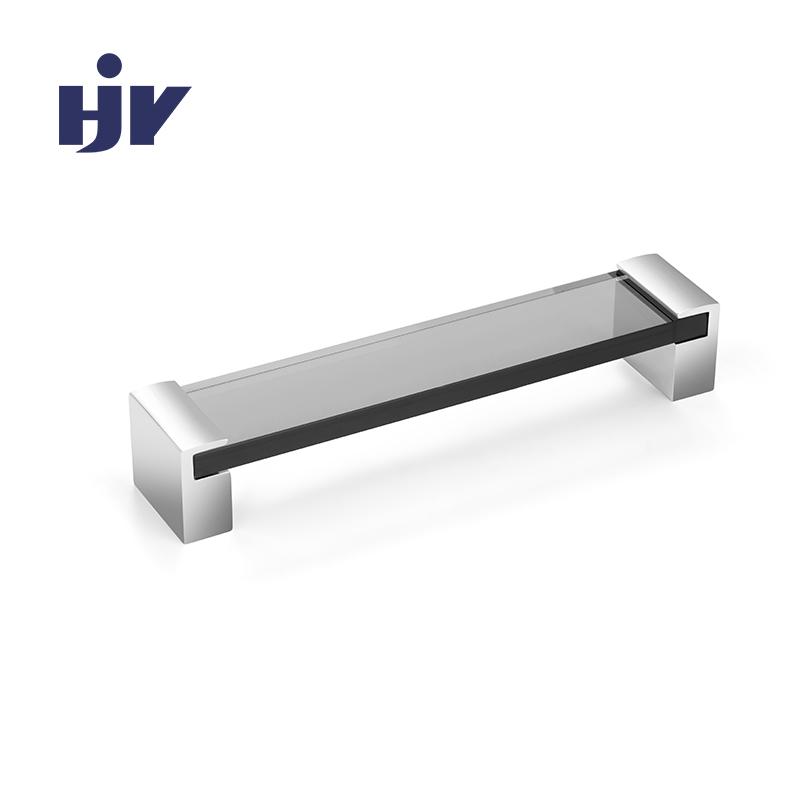 HJY Cabinet bathroom door tempered glass handle hardware furniture фото