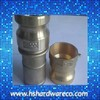 quick connector bronze coupling