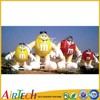 popular inflatable cartoon model,inflatable christmas cartoon lovely