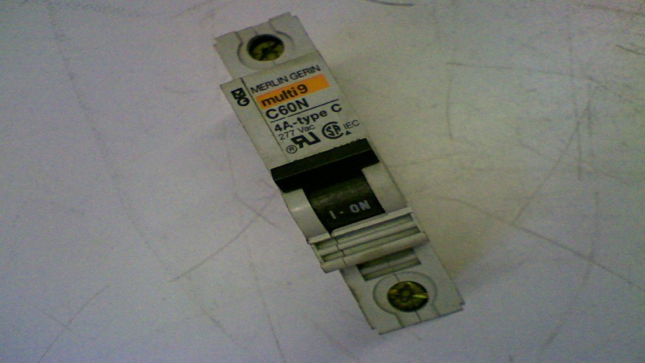 Cheap C60n Circuit Breaker Find Deals On Line Dc Miniature Breaker1sm6 China Mcb Minicircuit Get Quotations Merlin Gerin 4a 480vac