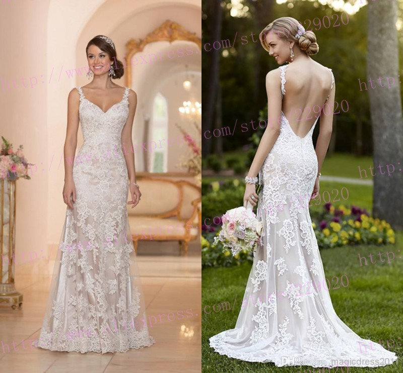 Best Style Elegant Stella York Inspired Ivory White Lace