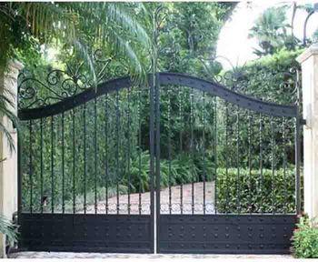 top selling metal modern gates design  fences buy