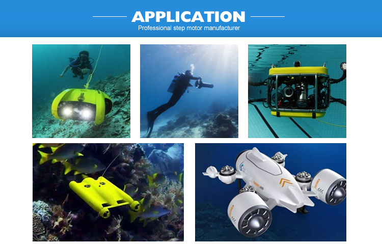 Sumax2216 DC Brushless מתחת למים מנוע ROV מנוע עבור מתחת למים קטנוע RC סירות צוללת
