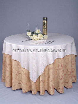 100% Satin Polyester Plain White Hotel Table Skirting,hotel Linens Oval  Tablecloths ,High