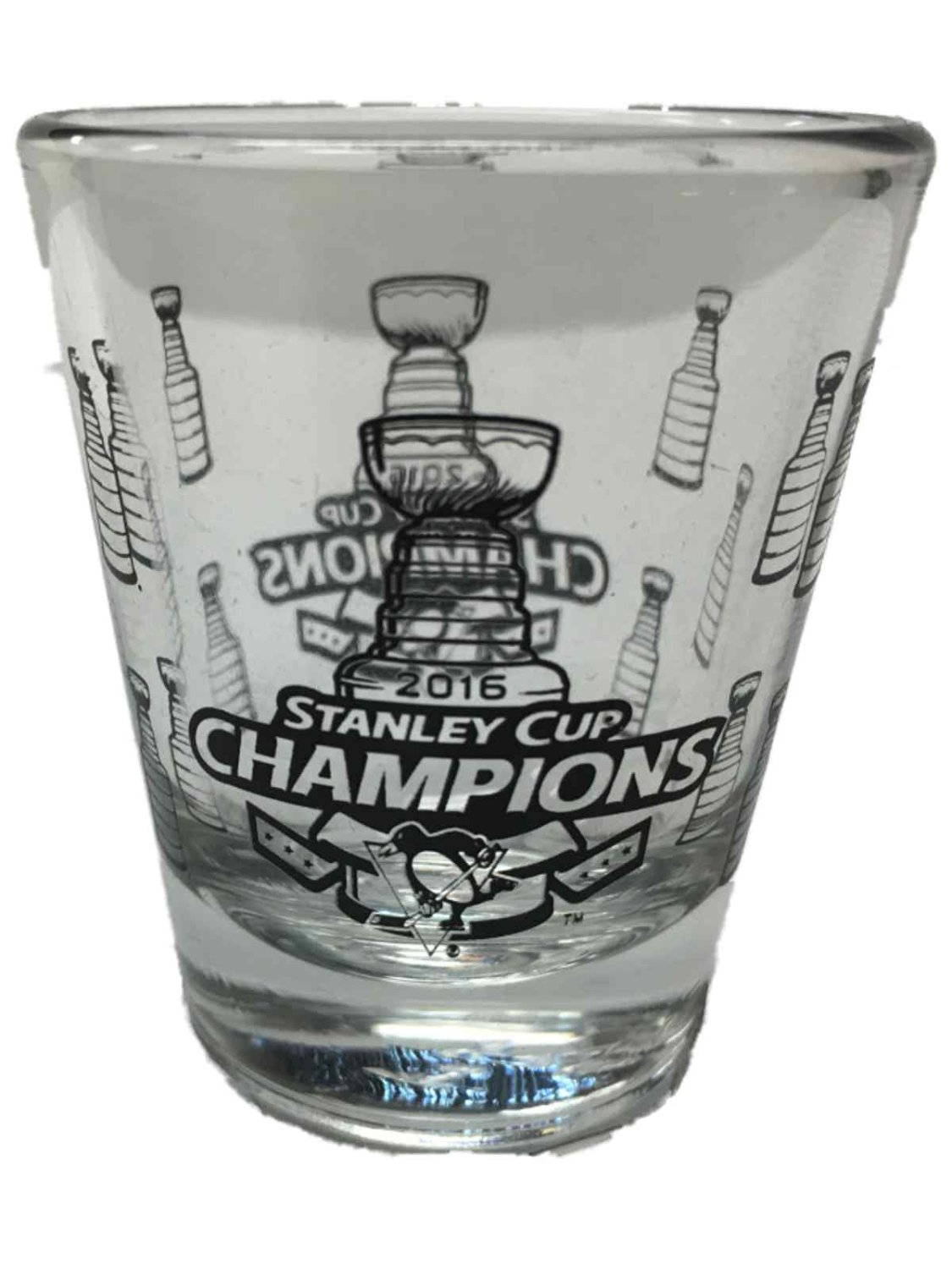 Boston Bruins 2011 NHL Stanley Cup Champions Etched Pint Glass