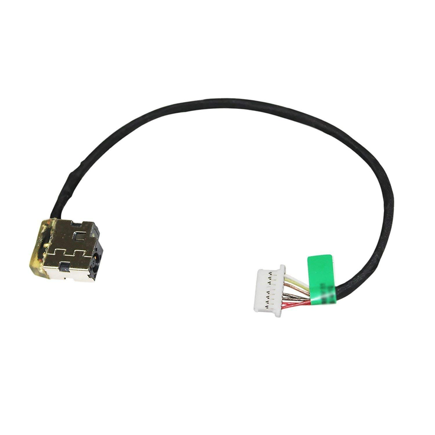 GinTai DC in Power Jack Charging Port Plug W/Cable Replacement for HP Compatible with Pavilion 799749-S17 799749-Y17