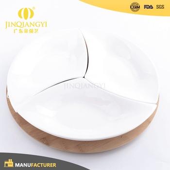 Top Grade Promotional ceramic ided dinner plates for restaurant & Top Grade Promotional Ceramic Divided Dinner Plates For Restaurant - Buy Ceramic Divided Dinner PlatesCeramic Divided Plate For RestaurantDinner ...