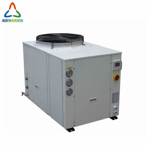 Water cooling innovative chiller hvac air conditioning water chiller