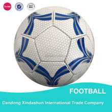 Various Color Printing Rubber Soccer Ball Sice 5 Official Size Football Abrasion Resistance Rubber for Outdoor Game