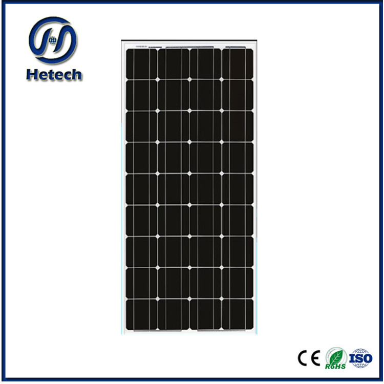 Top supplier high efficiency mono solar panel 100w 95w 90w 85w 80w