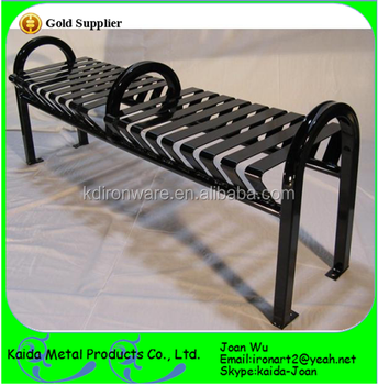 Terrific 8 Foot Backless Bus Stop Bench With Arm Rest View Backless Bus Stop Bench Kda Product Details From Xinle Kaida Metal Products Co Ltd On Andrewgaddart Wooden Chair Designs For Living Room Andrewgaddartcom