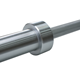 Hollow straight needle bearing barbell with bar