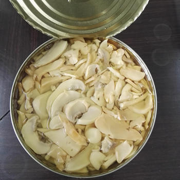 Mixed Mushroom PNS Champignon and King Oyster Mushroom in Tin or Can