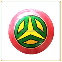 Size 2 3 4 5 football match rubber football game rubber football promotional products made in china cheap soccer balls