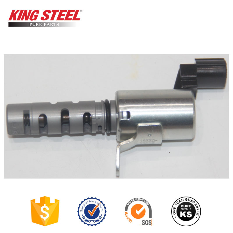 Kingsteel Camshaft Timing Oil Control Solenoid VVT for HILUX TGN15 26 36 2005-2012 15330-75010