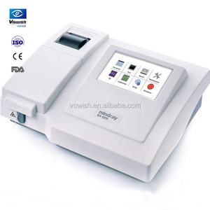 MINDRAY BA-88A veterinary biochemistry analyzer semi-auto chemistry analyzer